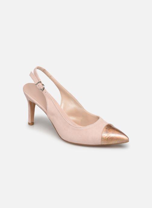 Zapatos de tacón Elizabeth Stuart RAF 624 Rosa vista de detalle / par