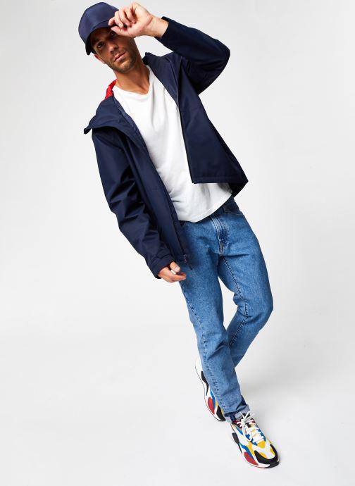 Vêtements Polo Ralph Lauren Veste Portland Bleu vue bas / vue portée sac