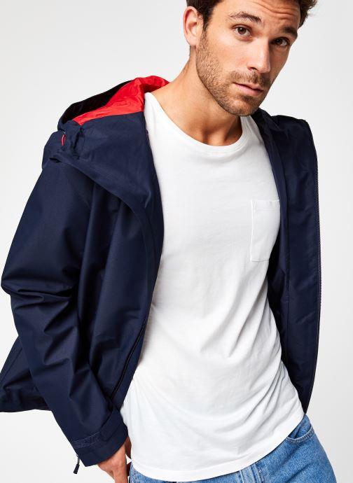 Vêtements Polo Ralph Lauren Veste Portland Bleu vue détail/paire