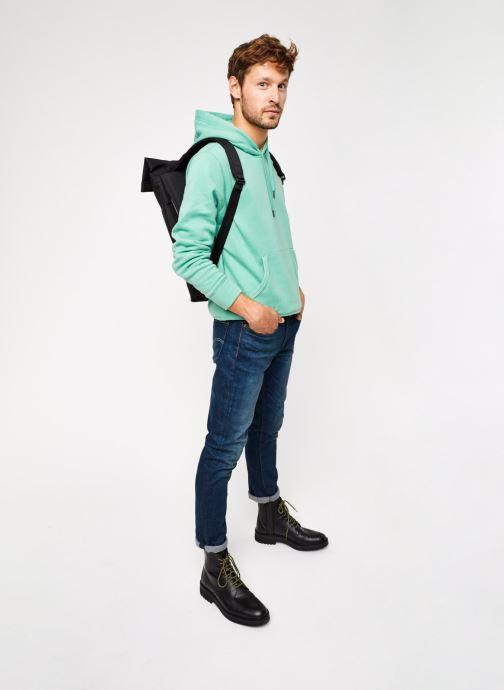 Vêtements Polo Ralph Lauren Sweatshirt Hoodie Magic Fleece Pony Vert vue bas / vue portée sac