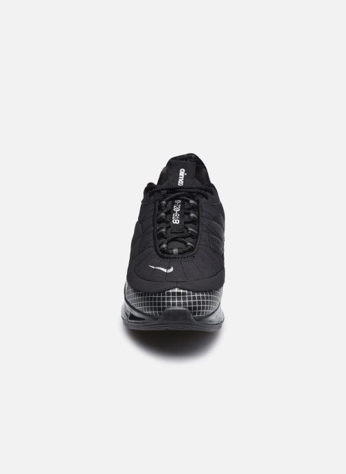Sneaker Nike Nike Mx-720-818 (Gs) schwarz schuhe getragen