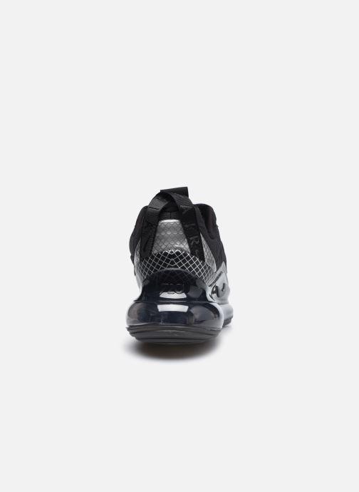 Sneaker Nike Nike Mx-720-818 (Gs) schwarz ansicht von rechts