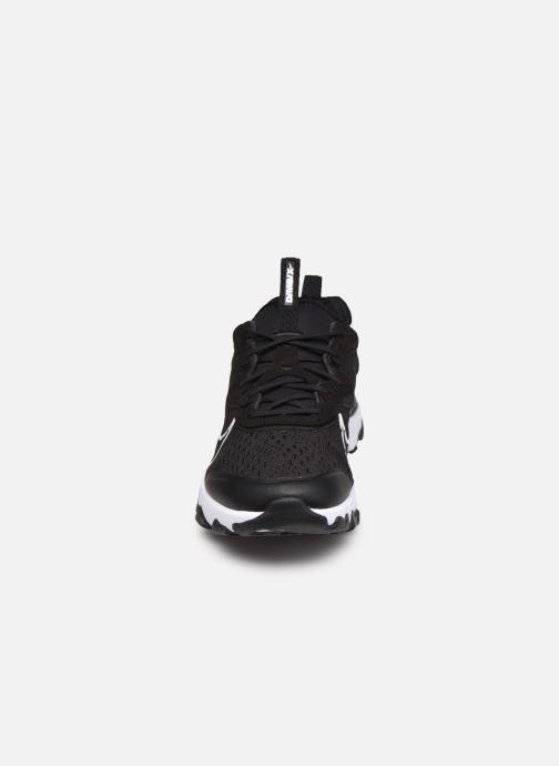 Deportivas Nike Nike React Vision (Gs) Negro vista del modelo