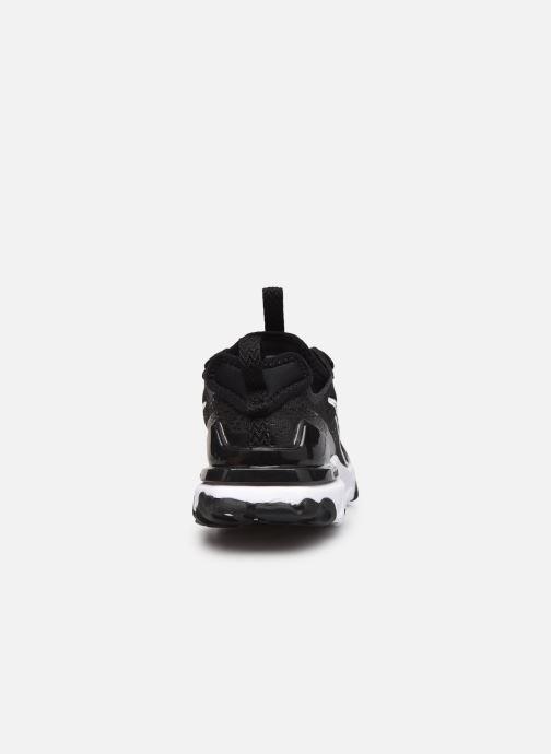 Deportivas Nike Nike React Vision (Gs) Negro vista lateral derecha