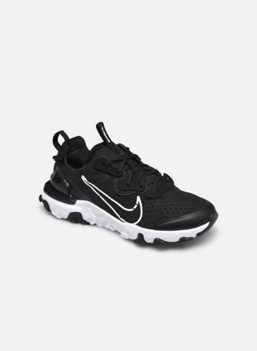 Deportivas Nike Nike React Vision (Gs) Negro vista de detalle / par