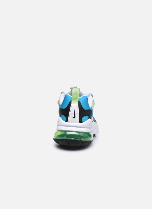 Sneaker Nike Air Max 270 React Se (Gs) weiß ansicht von rechts