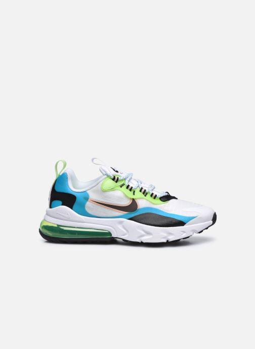 Sneaker Nike Air Max 270 React Se (Gs) weiß ansicht von hinten