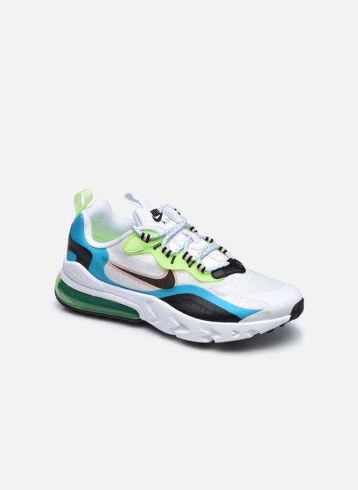 Sneaker Nike Air Max 270 React Se (Gs) weiß detaillierte ansicht/modell