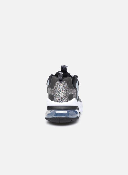 Baskets Nike Air Max 270 React Se (Gs) Noir vue droite