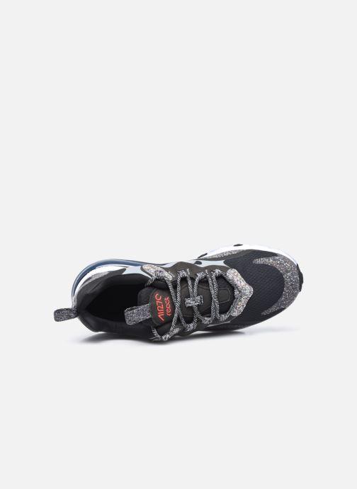 Baskets Nike Air Max 270 React Se (Gs) Noir vue gauche