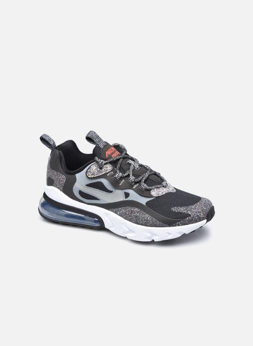 Baskets Nike Air Max 270 React Se (Gs) Noir vue détail/paire
