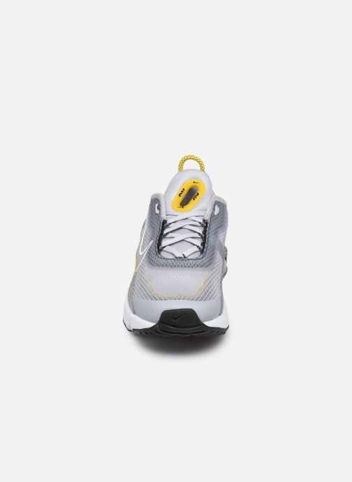 Sneaker Nike Nike Air Max 2090 (Gs) grau schuhe getragen