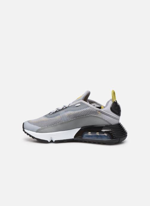 Sneaker Nike Nike Air Max 2090 (Gs) grau ansicht von vorne