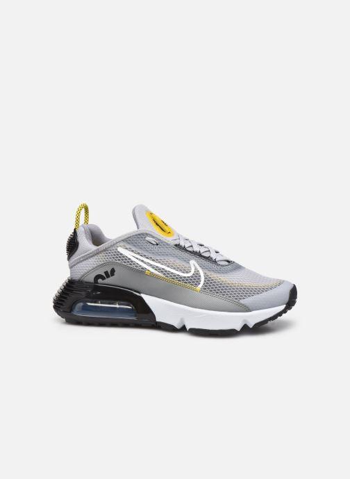 Sneaker Nike Nike Air Max 2090 (Gs) grau ansicht von hinten