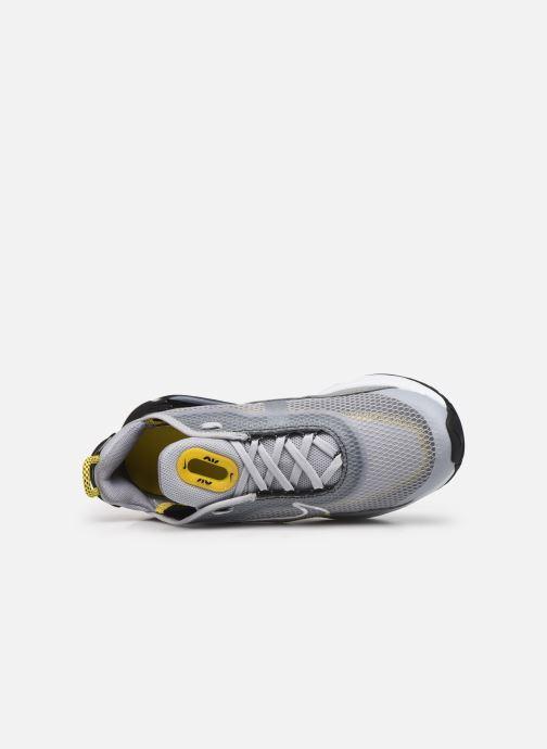 Sneaker Nike Nike Air Max 2090 (Gs) grau ansicht von links