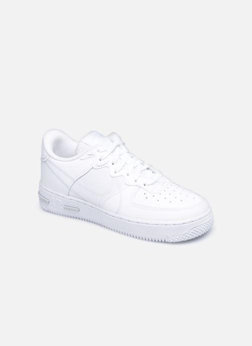 Nike Air Force 1 Mid (Gs) (Blanc) Baskets chez Sarenza