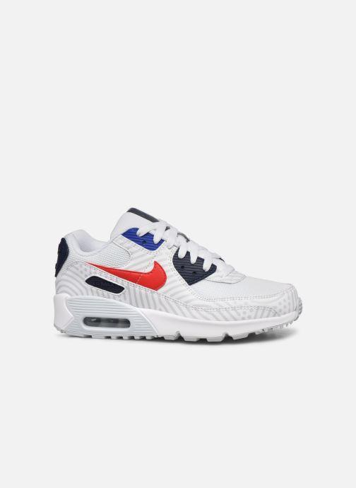Sneaker Nike Nike Air Max 90 Gs weiß ansicht von hinten