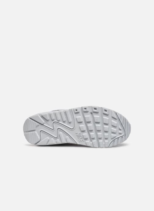 Sneaker Nike Nike Air Max 90 Gs weiß ansicht von oben