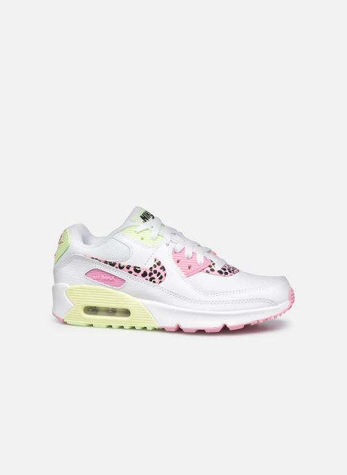 Sneakers Nike Nike Air Max 90 Gs Wit achterkant