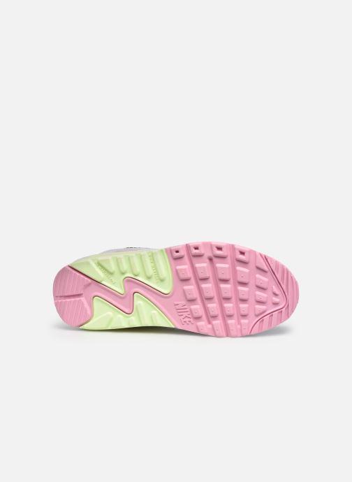 Sneakers Nike Nike Air Max 90 Gs Bianco immagine dall'alto