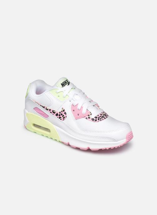 Sneakers Nike Nike Air Max 90 Gs Bianco vedi dettaglio/paio