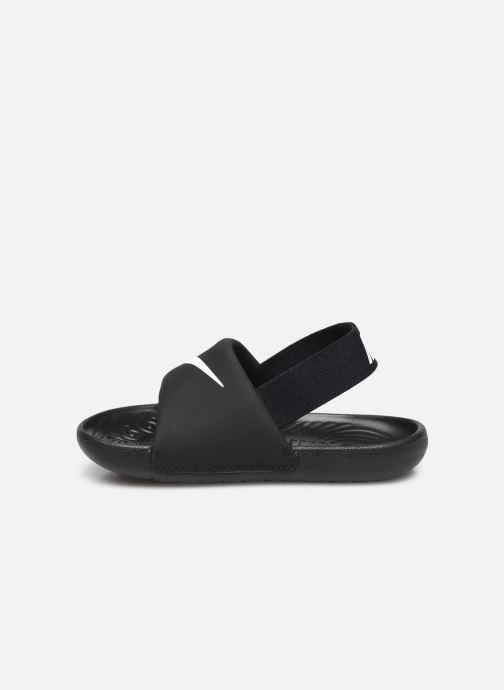 Sandalen Nike Nike Kawa Slide (Td) Zwart voorkant