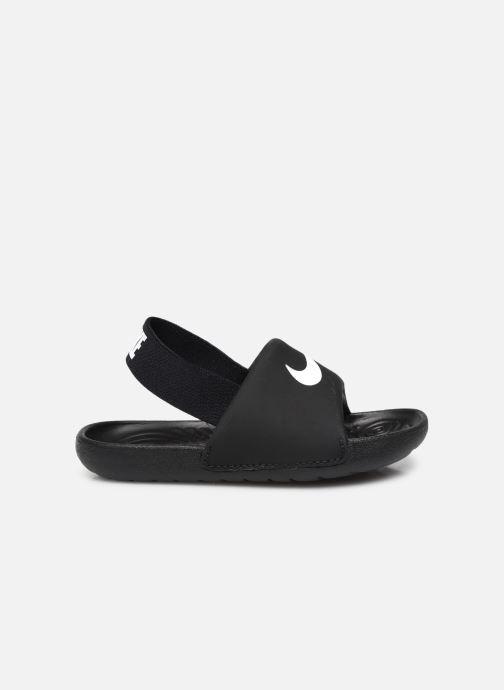 Sandalen Nike Nike Kawa Slide (Td) Zwart achterkant