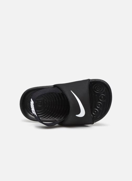 Sandalen Nike Nike Kawa Slide (Td) Zwart links