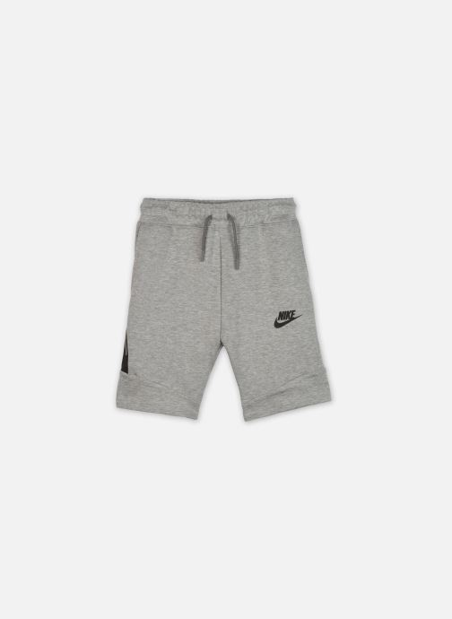 Vêtements Nike B Nsw Tch Flc Short Gris vue détail/paire