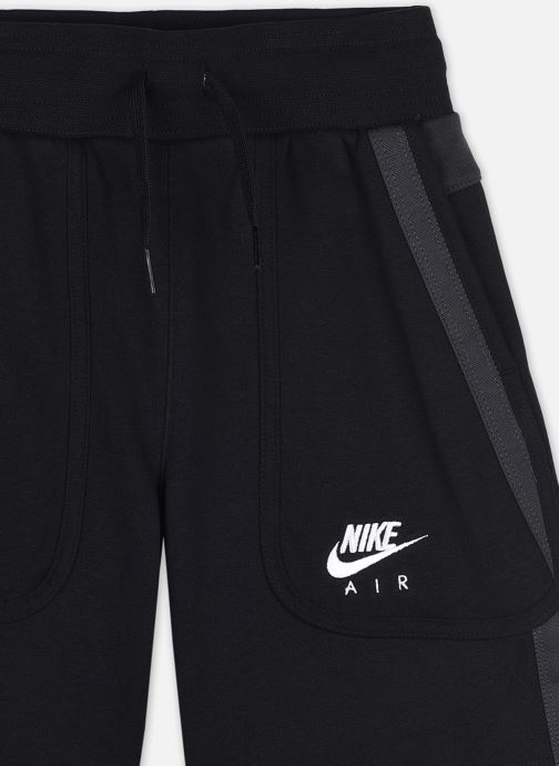 Vêtements Nike B Nsw Nike Air Ft Short Noir vue face