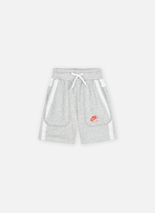 Vêtements Nike B Nsw Nike Air Ft Short Gris vue détail/paire
