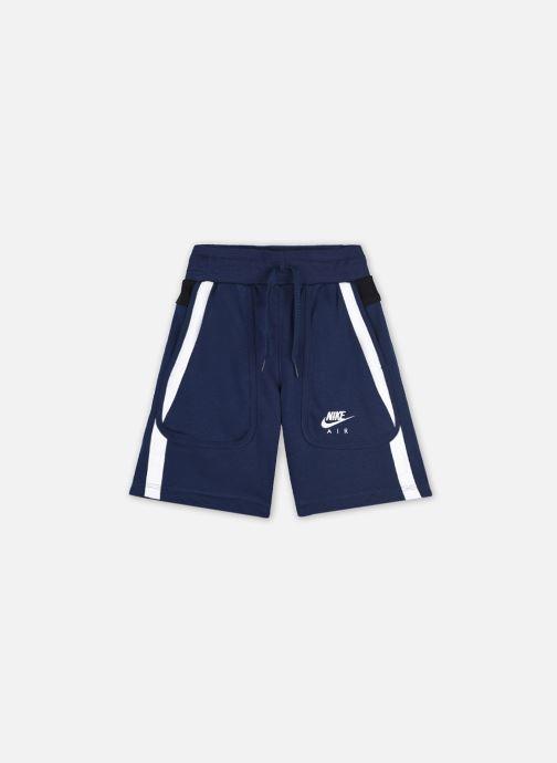 Vêtements Nike B Nsw Nike Air Ft Short Bleu vue détail/paire