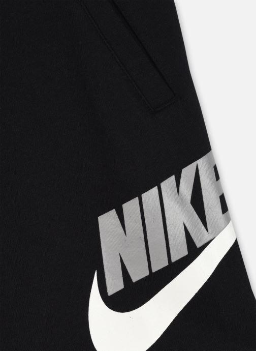 Vêtements Nike B Nsw Club + Hbr Short Ft Noir vue face