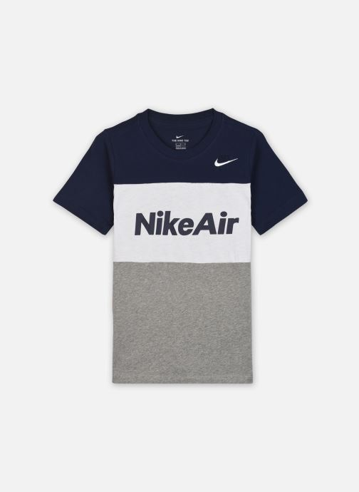 Vêtements Nike B Nsw Nike Air Tee Ss Gris vue détail/paire