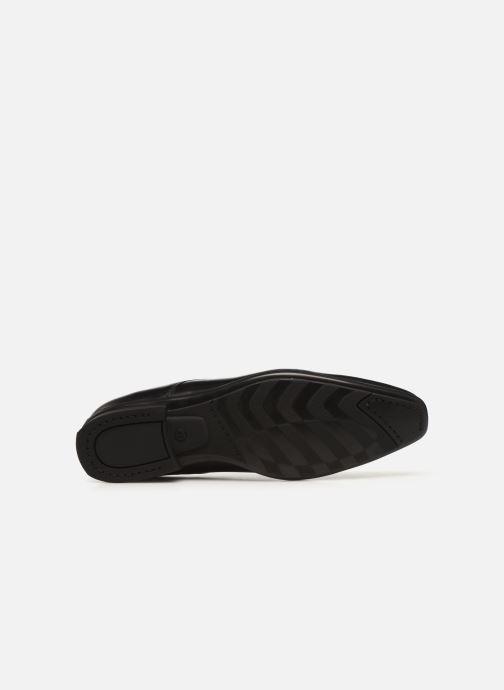 Schnürschuhe Azzaro ALEO schwarz ansicht von oben
