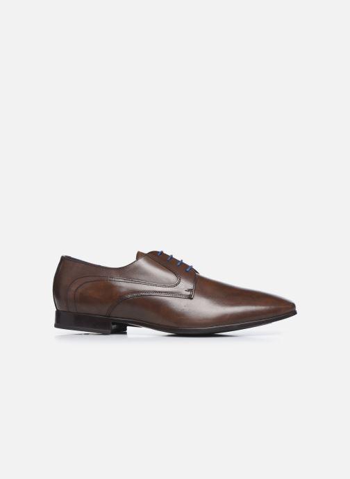 Zapatos con cordones Azzaro AUDRASI Marrón vistra trasera
