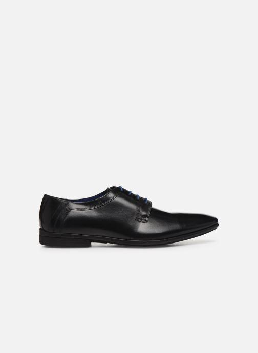 Zapatos con cordones Azzaro AVOLD Negro vistra trasera