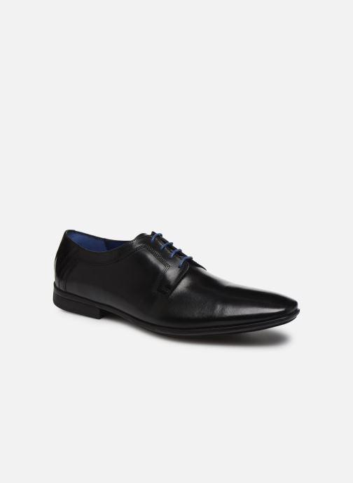 Zapatos con cordones Azzaro AVOLD Negro vista de detalle / par