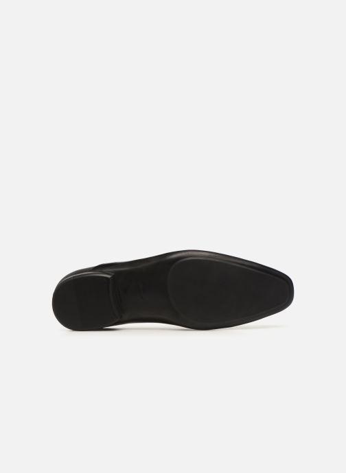 Zapatos con cordones Azzaro ODART Negro vista de arriba