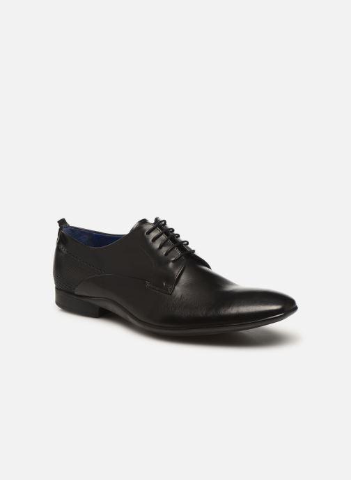 Zapatos con cordones Azzaro ODART Negro vista de detalle / par