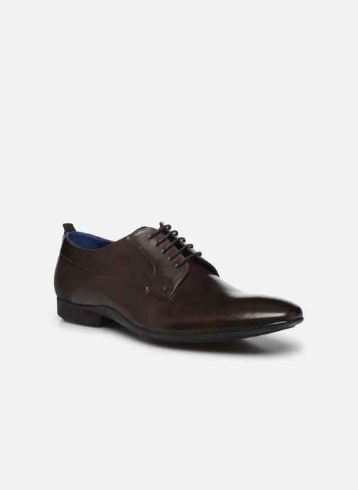 Zapatos con cordones Azzaro ODART Marrón vista de detalle / par