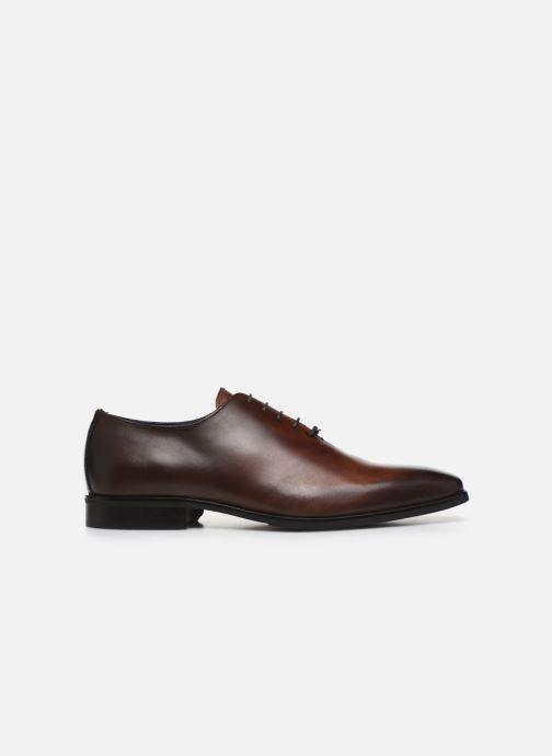 Chaussures à lacets Azzaro SORAINO Marron vue derrière