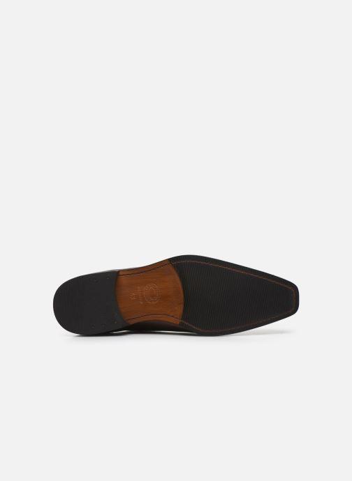 Zapatos con cordones Azzaro SORAINO Marrón vista de arriba