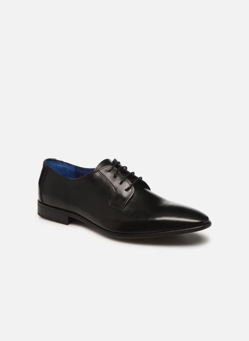 Zapatos con cordones Azzaro VICHOR Negro vista de detalle / par