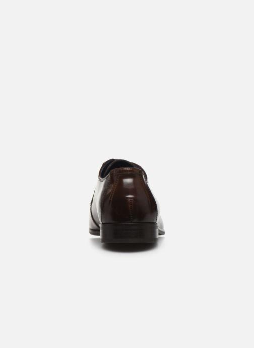Chaussures à lacets Azzaro VICHOR Marron vue droite