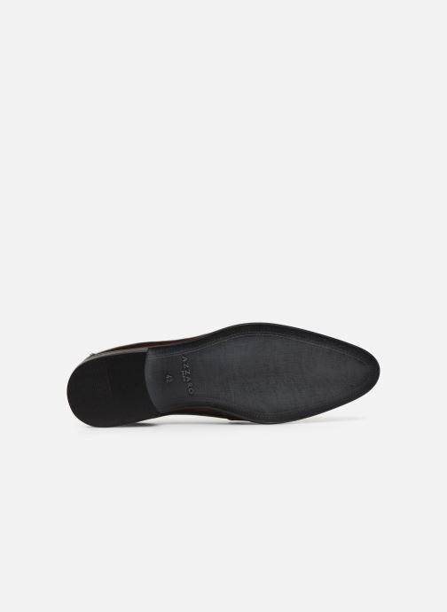 Chaussures à lacets Azzaro VICHOR Marron vue haut