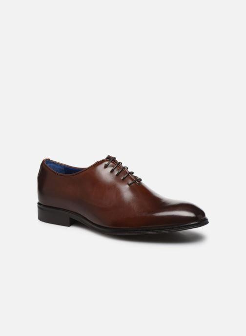 Zapatos con cordones Azzaro WAYERI Marrón vista de detalle / par