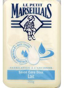 Produits d'entretien Accessoires Savon lait, fabrication à l'ancienne - Le savon de 200g