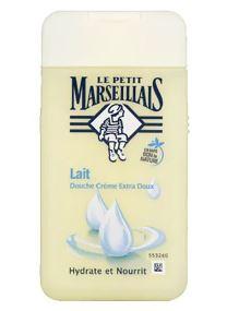 Produits d'entretien Accessoires Douche crème extra doux lait - Le flacon de 250 ml