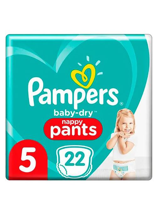 Pampers Baby Dry T5X22